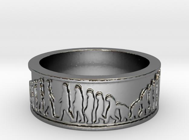 Evolution Ring Size 10
