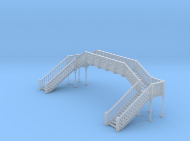 Footbridge N Scale