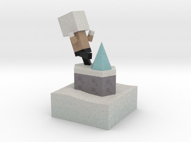 Mr Jump - Level 4 in Full Color Sandstone