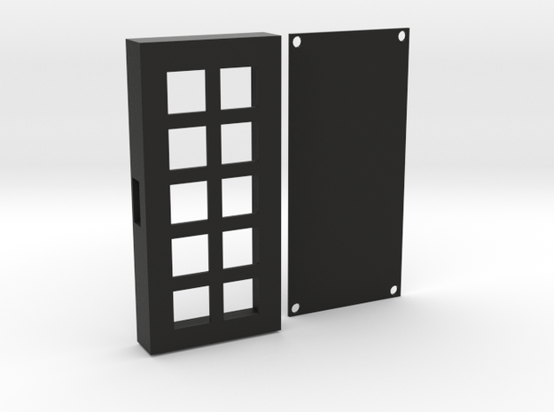 Custom 10-Key Keypad Case in Black Strong & Flexible