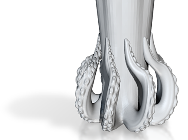 Tentacle Vase 3d printed