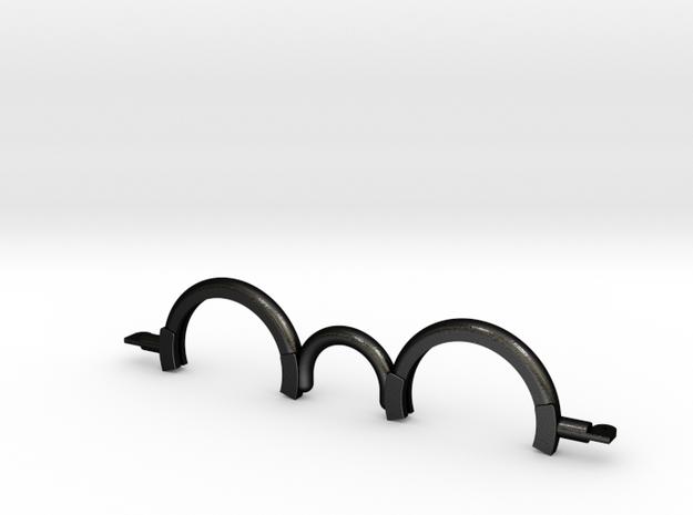 Trigun Sunglasses Frame 3d printed