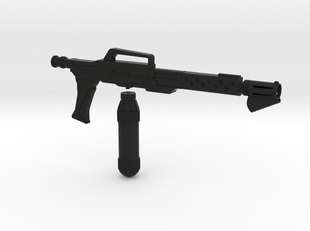 M240 Flamethrower 3d printed