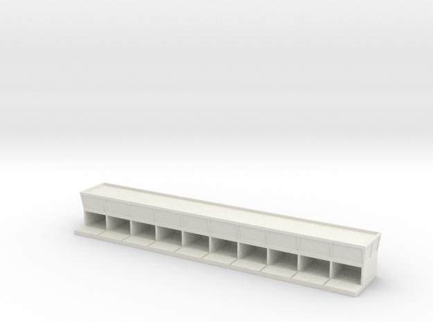 Pit Building Medium 3d printed