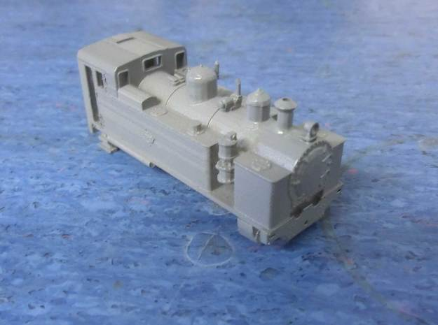 1:120 H Class (Fell) in Smooth Fine Detail Plastic