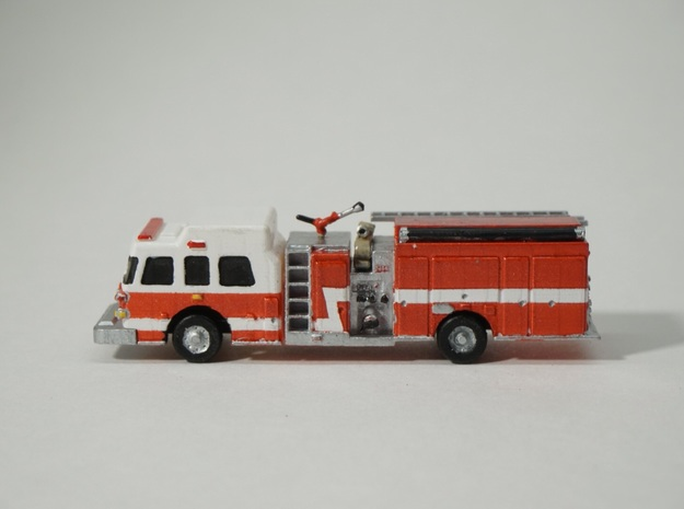 Pumper 1-160 in Smooth Fine Detail Plastic