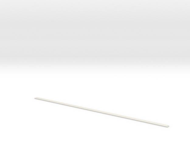 Rinne für große Flächen in White Strong & Flexible