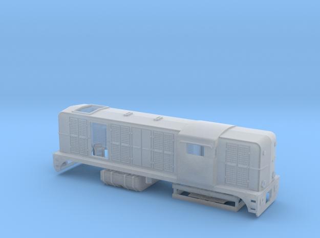 N 2501 DE NS LifeLike NEM zonder gaas 3d printed