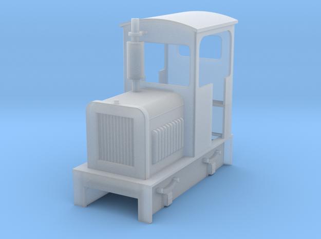 O9 diesel loco 1 3d printed