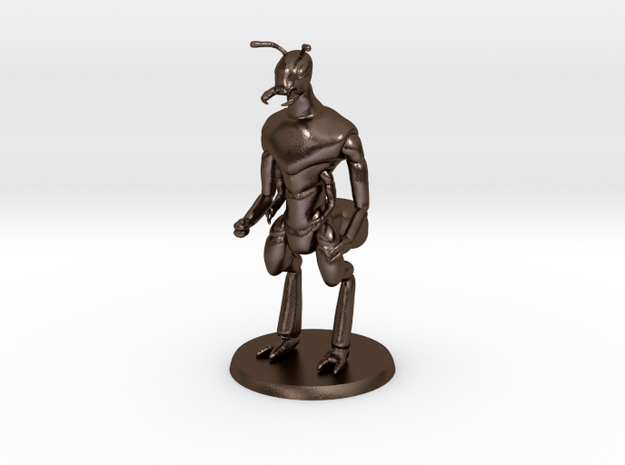 Ant Warrior (no weapon) 3d printed