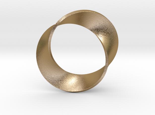 0155 Mobius strip (p=2, d=5cm) #003