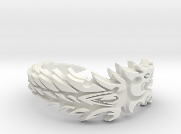 Ebonheart Pact Ring Size 12 in White Natural Versatile Plastic