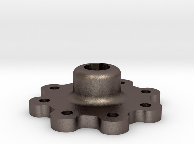 High Strength Wheel Hub (17 mm) in Stainless Steel