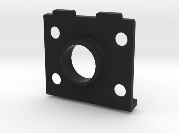 10° Cam Mount 600 Tvl for EMAX Nighthawk frame in Black Natural Versatile Plastic