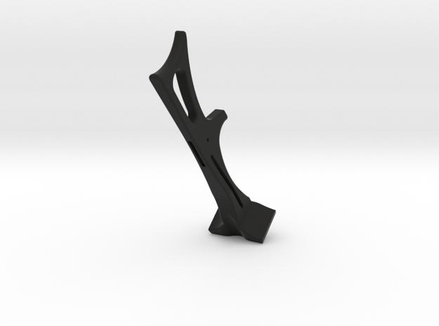 XQ-Bow Stock in Black Natural Versatile Plastic