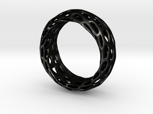 Trous Ring Size 5 3d printed