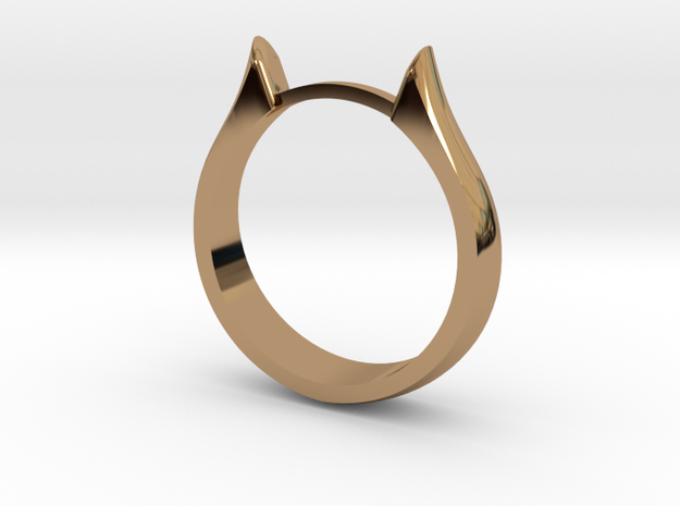 Ring 1/2 in Polished Brass