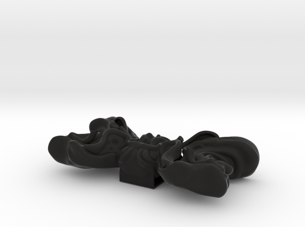 Papillon Man 2 in Black Natural Versatile Plastic