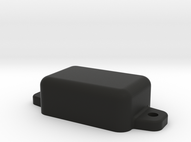WRC-Paddle-Switch-Cover in Black Natural Versatile Plastic