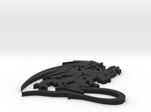 Dragon  in Black Strong & Flexible