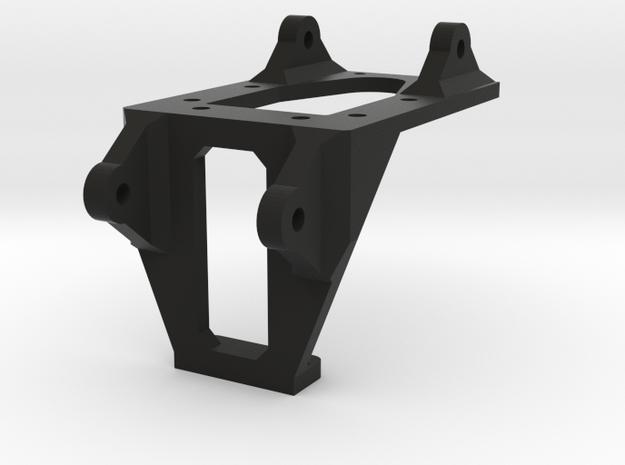 HR-OS1 Head Mount 1 in Black Natural Versatile Plastic