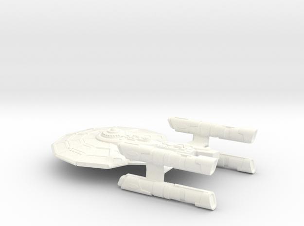Viator1 in White Processed Versatile Plastic