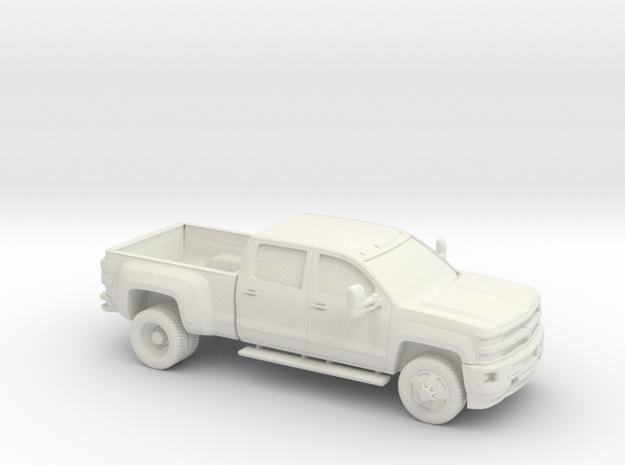 1/64 2015 Chevrolet Silverado Dually