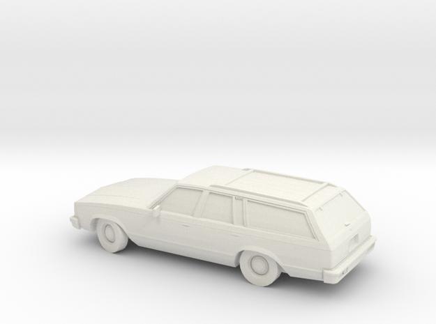 1/87 1980 Chevrolet Malibu Station Wagon