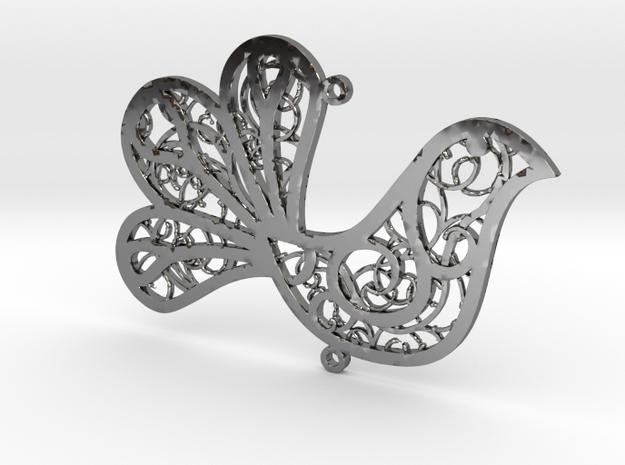 Birdmesh2 in Premium Silver