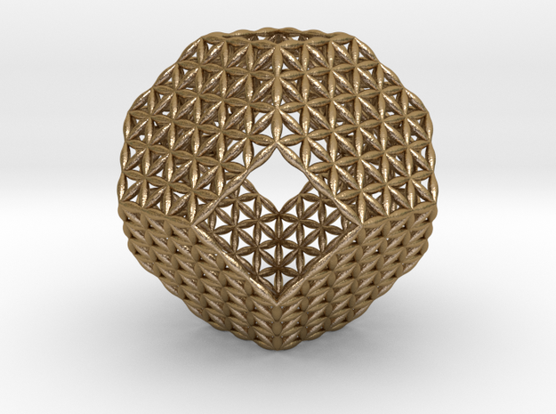 Flower Of Life Truncated Octahedron