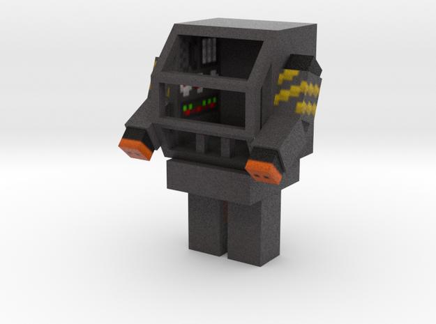 Flan's Mod Proto Titan 3d printed