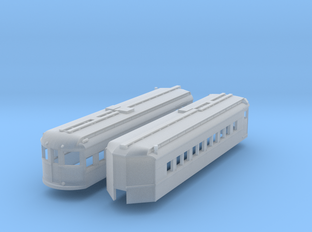 TMERL Duplex 1180 - 1195 Body