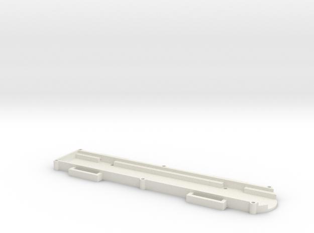 Assassin's Creed Hidden Blade Case Cosplay Prop in White Natural Versatile Plastic