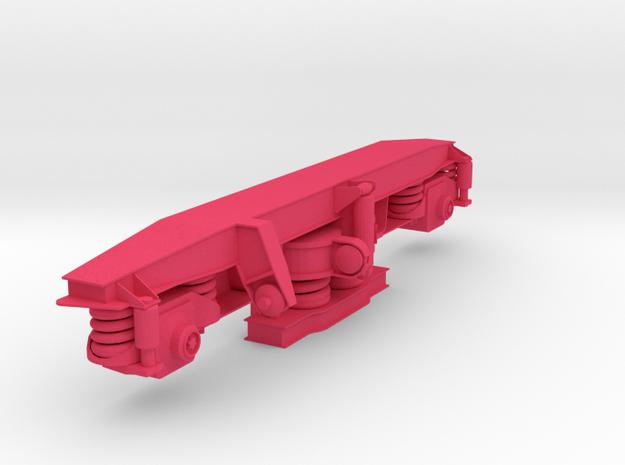 Bogie GP 200 H0-scale (1:87) 3d printed