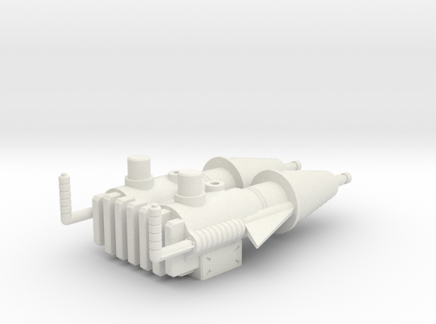 Prototype Turret Gun