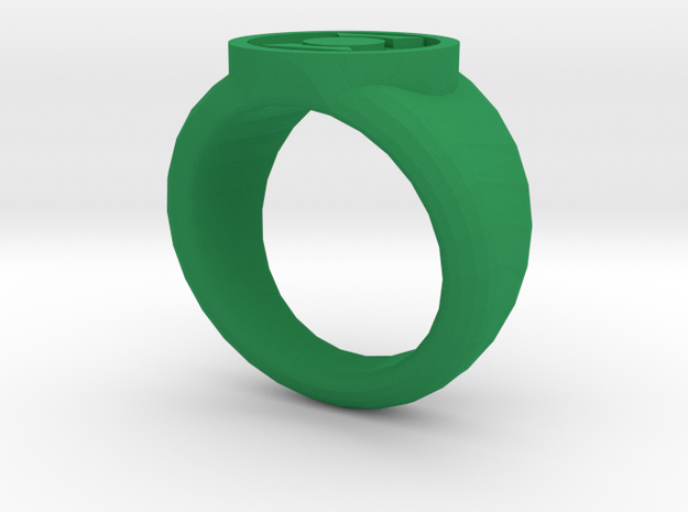 Earth 2 Green Lantern Ring