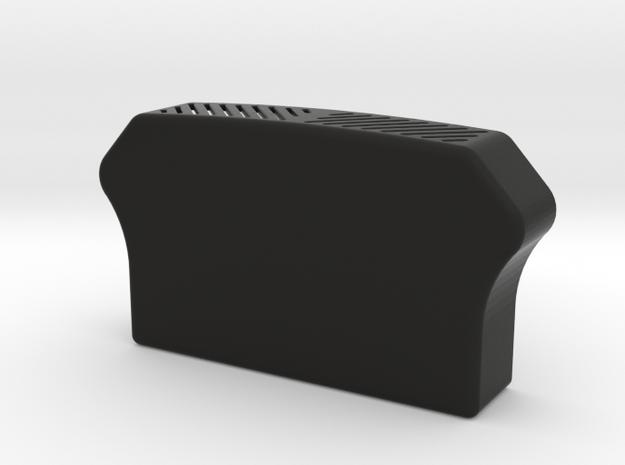 Sim Instruments Dash Rear Enclosure in Black Natural Versatile Plastic