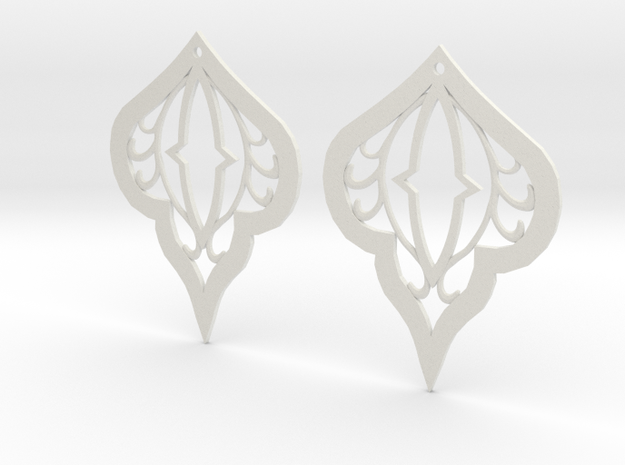 Earring Filigree
