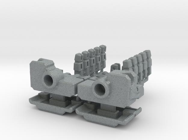 Crossfire Hands (Brute variant) 3d printed