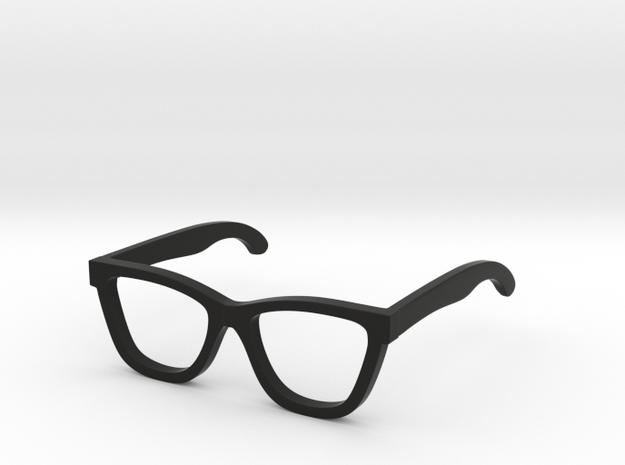 glasses in Black Natural Versatile Plastic