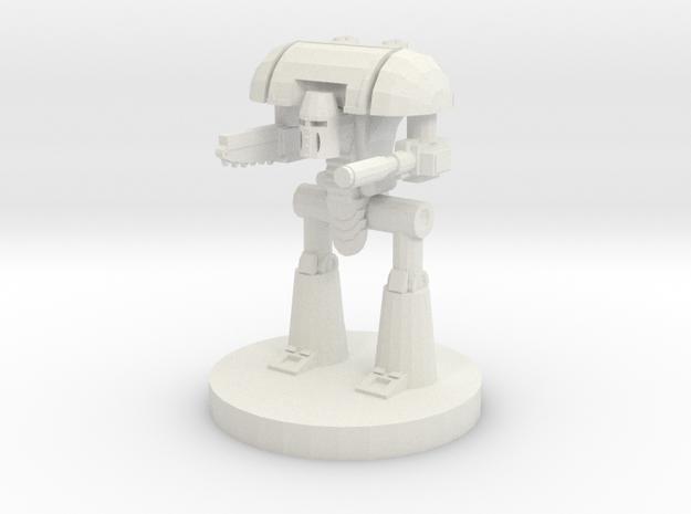 """Light MK-5-D """"SHAP"""" in White Strong & Flexible"""