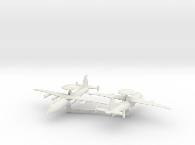 1/600 Shaanxi KJ-500 in White Natural Versatile Plastic