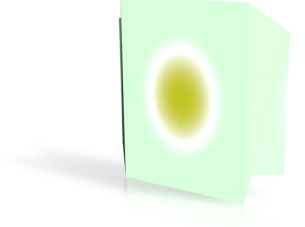 zz - Meditarion Twist 1 3d printed