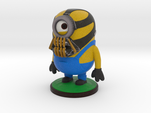 Bane Minion 2.5 Inch in Full Color Sandstone