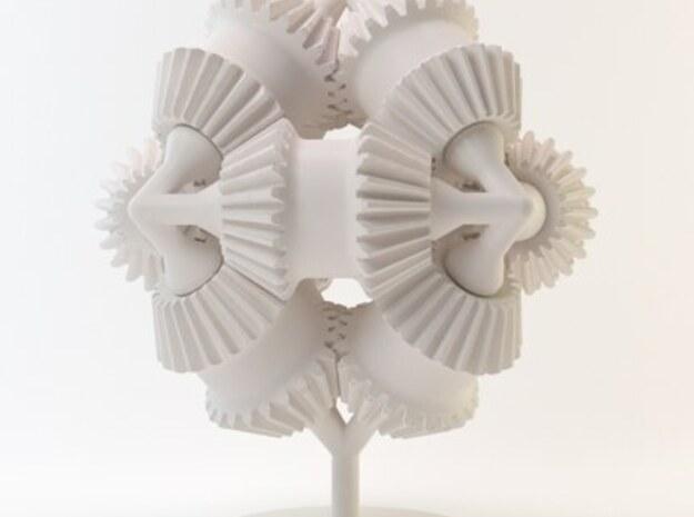 Brain Gear 3d printed