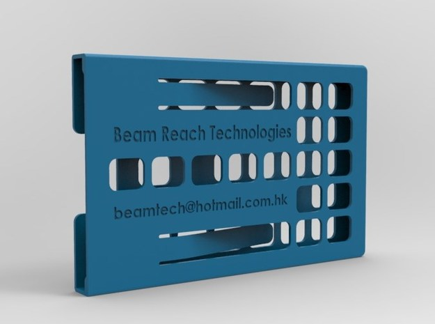 Business Card Case - Manually Customizable