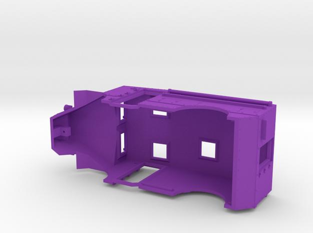 Guy Lizard Model - Caroserie 3d printed