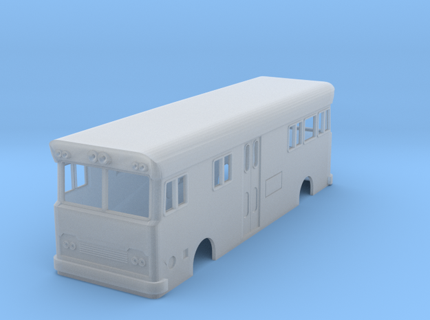 NSWR Paybus Second Series(N/1:160 Scale) in Smooth Fine Detail Plastic