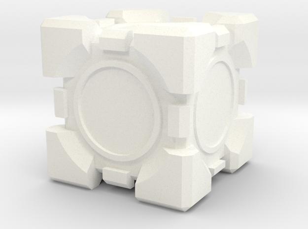 Companion Cube 10x10mm