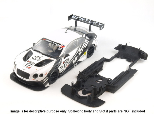 S06-ST2 Chassis for Scalextric Bentley GT3 STD/STD